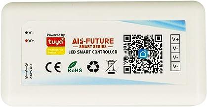 LEDLUX Tuya Smart Mini besturingseenheid WLAN LED dimmer compatibel met Alexa Google Home 5 modellen verkrijgbaar (1 kanaal)
