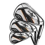 Callaway Golf 2020 Women's Mavrik Max Iron Set (Set of 6 Clubs: 6 Iron - PW, SW, Right Hand,...