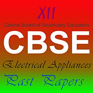 12th cbse Electrical Appliances past papers