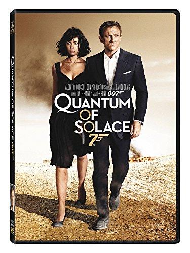 James Bond: Quantum of Solace (Bond 22) [DVD]