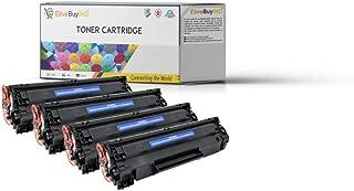 EliveBuyIND® Canon Compatible 731 Laser Ink Toner 4 Color Set