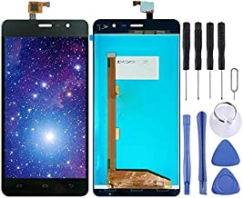 New LCD Screen and Digitizer Full Assembly for Tecno Infinix Hot Note X551 (Black) Wangyyy (Color : Black)