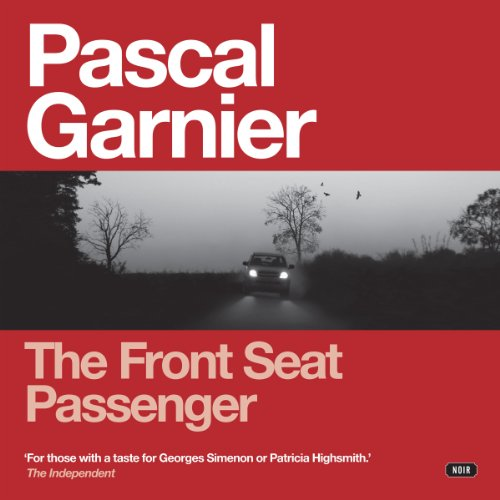 The Front Seat Passenger audiobook cover art