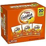 Pepperidge Farm Goldfish Cheddar Crackers, 1 Ounce Bags, 20 Count