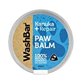Paw Moisturizer for Dogs, Dog Balm with All Natural Ingredients to Repair Dry
