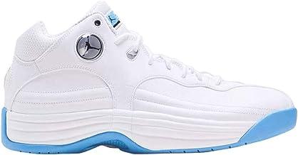 Amazon.com: White and Blue Jordans