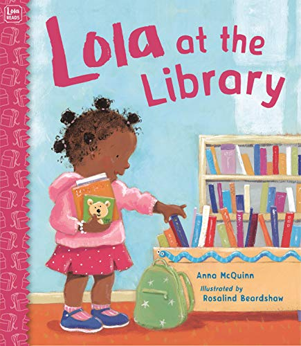 Lola at the Library (Lola Reads)