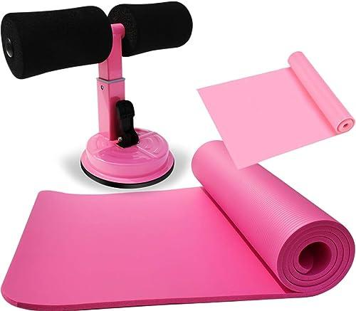 Zhiniu Dispositif auxiliaire de Sit-ups, Costume d'appareil de Fitness d'appareil Abdominal Ligne de Gilet de Yoga de ménage Perdent l'équipement de Poids