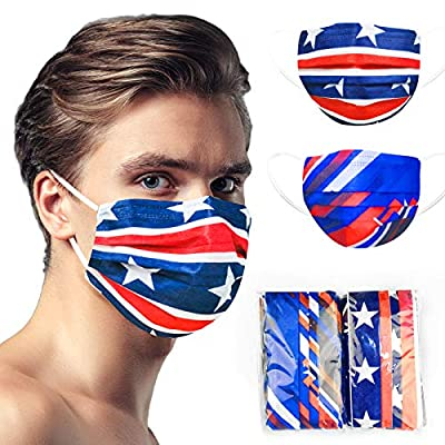 Colorful Disposable Face Mask