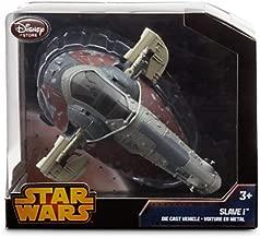 Star Wars Slave I Boba Fett Die Cast Vehicle