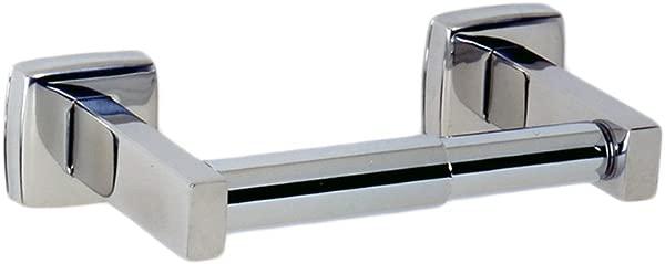 Bobrick B 7685 Single Roll Toilet Tissue Dispenser Polished Stainless Steel