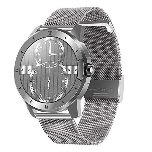 Gulu MX12 Relojes Inteligentes Reproductor De Música Bluetooth Llamada Reloj Ritmo Cardíaco Reloj De Alarma Deportes Pulsera Inteligente Impermeable Smartwatch,D