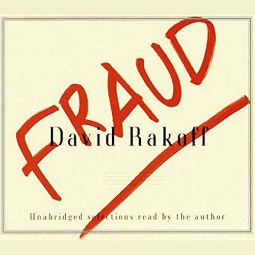 Fraud audiobook cover art