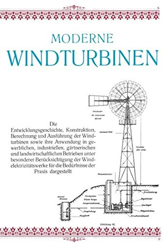 Moderne Windturbinen Stahlwindturbine Windräder Windrad selber bauen