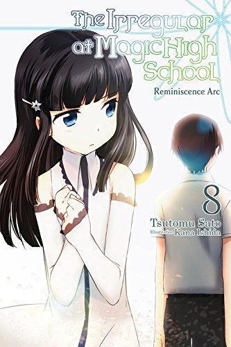 The Irregular at Magic High School, Vol. 8 (light novel)