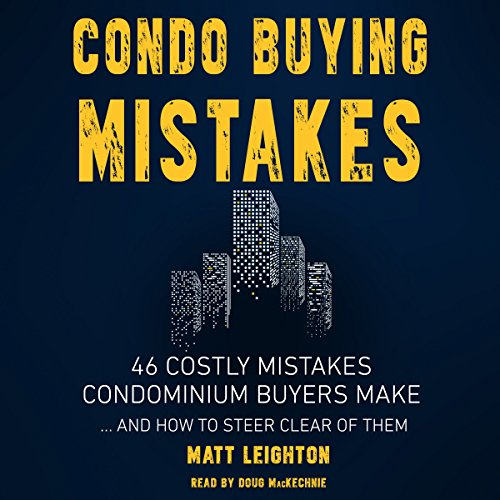Condo Buying Mistakes audiobook cover art