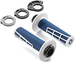 17-18 Husqvarna FC450HQ: Husqvarna PowerParts Lock-On Grips (Blue)