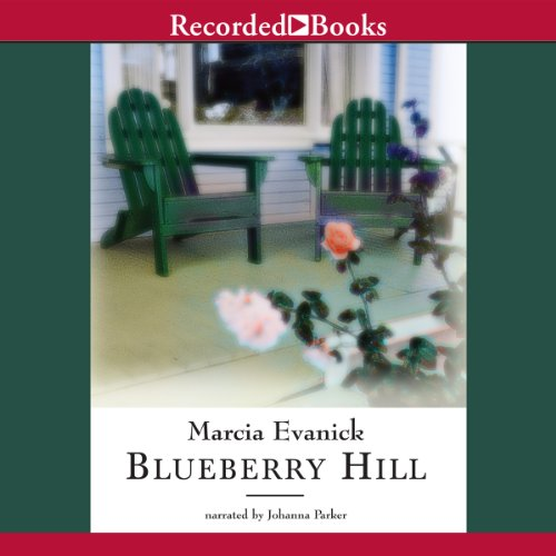 Blueberry Hill audiobook cover art
