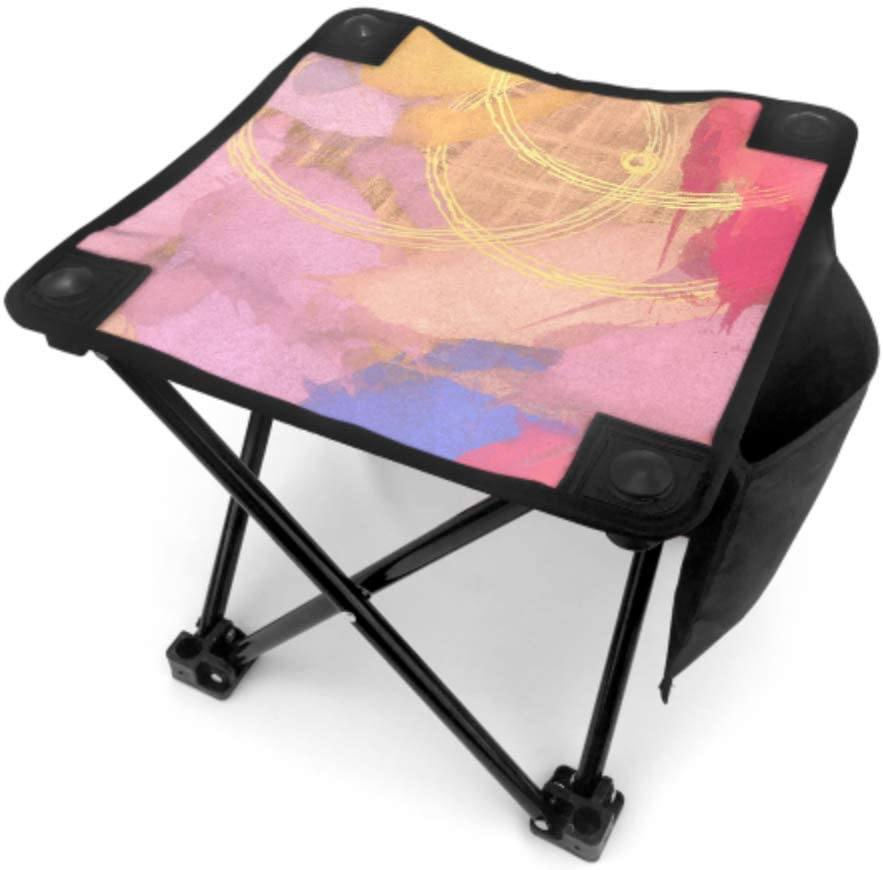 MOVTBA Import Folding OFFicial Stool Fish Beau Chair Fashion Temperament