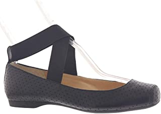 Jessica Simpson Women's Mandalay8 Ballet Flat, BLACK, 8.5