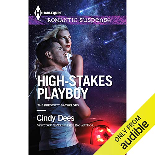 High-Stakes Playboy audiobook cover art