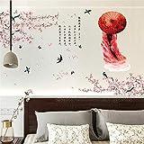 Traditionelle Chinesische Alte Poesie Wohnzimmer
