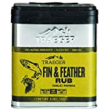 Traeger Grills SPC176 Traeger Fin & Feather Dry Rub, Original Version