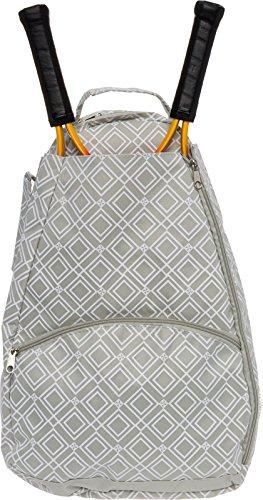LISH Advantage Tennis Racket Backpack -...