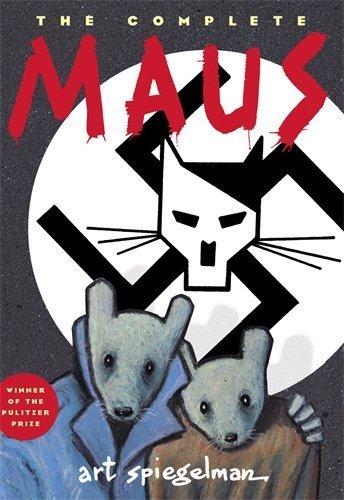 Maus: A Survivor's Tale by Spiegelman, Art (2003) Paperback