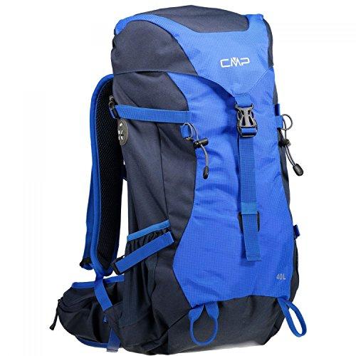 CMP 3V99977, Zaino Unisex Adulto, Turchese (Jeans Colour), Taglia unica