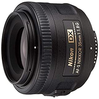 Nikon AF-S Nikkor - Objetivo con Montura para Nikon (35 mm, f/1.8, DX), Color Negro (B001RTTO4Q) | Amazon price tracker / tracking, Amazon price history charts, Amazon price watches, Amazon price drop alerts