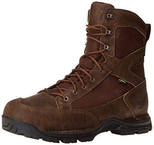 Danner Mens 45003 Pronghorn 8' Gore-Tex Hunting Boot, Brown - 12 D