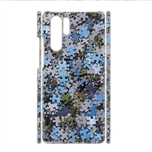Gebruik op het drukken Puzzel Kunst Harde stijve Plastic Telefoon Shell Perfect Jongen, Choose Design 30-5
