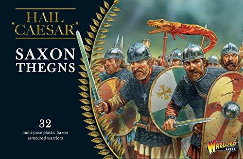 Warlord Games, Hail Caesar - Saxon Thegns - Wargaming miniatures