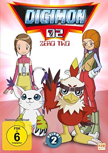 Digimon Adventure 02 (Volume 2: Episode 18-34) [3 DVDs]