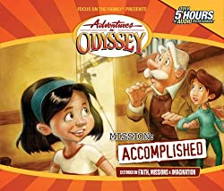Adventures in Odyssey: Terrific Tales, Mysterious Missions (#6)