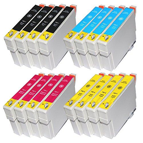 16T0611T0612T0613T0614cartucho de tinta compatible para impresora EPSON TO615para Epson D68DX3800DX3850DX4200DX4250DX4800DX 4850DX5850Impresora con CHIP