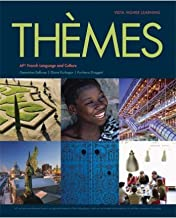 Themes AP French Language and Culture, Student Edition plus Supersite and vText