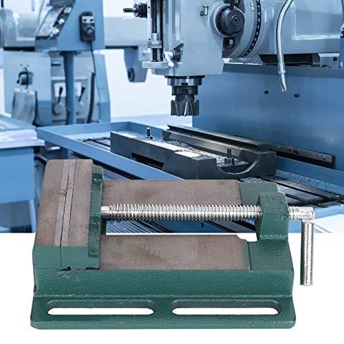 Tamaño de apertura Prensa de taladro Prensa de mesa, prensa de máquina, prensa de fresado Prensa de taladro de fresa de tornillo de 5 pulgadas para fresadora Taladradora