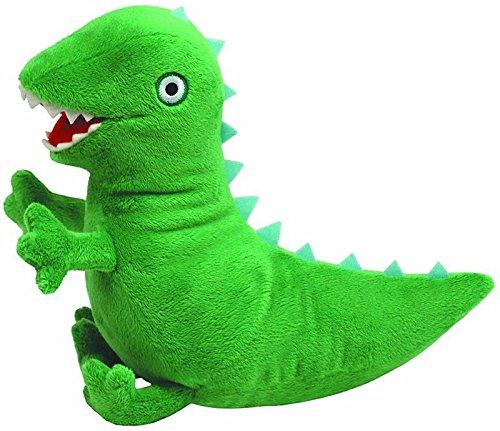 TY 46177 Mr Dinosaur Peppa Pig Plüsch, Grun