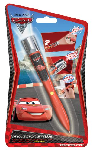 ThrustMaster 4660447 lápiz Digital Multicolor 44 g - Lápiz para Tablet (Multicolor, DS Lite, DSi, DSi XL, DSi LL, 3DS, 44 g, 1 Pieza(s), 210 x 140 x 23 mm)