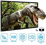 Best Portable Projection Screens - Pinch Electrons Projection Screen,Tasco Portable Movie Screen 120 Review