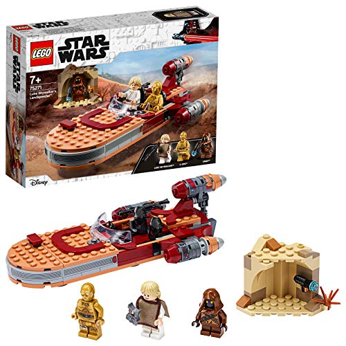 LEGO Star Wars - Speeder Terrestre Luke