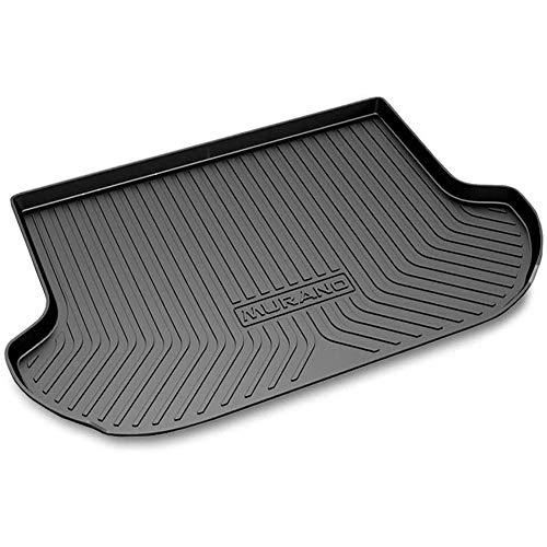 Coche Alfombrillas Goma Alfombrillas Maletero, para Nissan Murano 2015-2020 Bandeja Revestimiento Maletero Interior