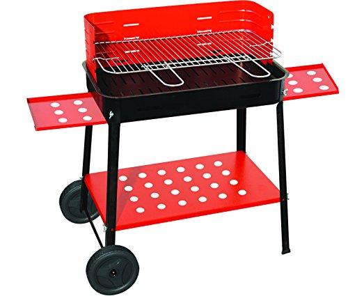 Barbecue C/Roues cm.50x 35x 80h mod.503R