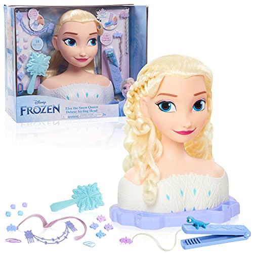 Disney's Frozen 2 Deluxe Elsa The…