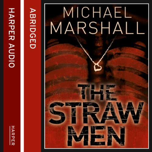 The Straw Men audiobook cover art