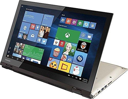 Toshiba Satellite Radius P55W-C5314 Touchscreen Core i7-6500U Dual-Core 15.6' Convertible Tablet & Notebook