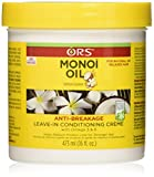 ORS Olive Oil MONOI OIL ANTI-BREAKAGE LEAVE-IN CONDITIONER CREME 473ML