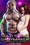 Sold to the Babymaker: A SciFi Alien Warrior Romance (Kyrzon Breeding Auction Book 1)